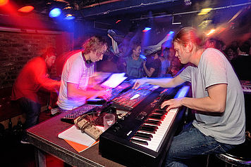 Cologne Sessions       House-Techno    Live    Stadtgarten   2014